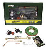 Victor 0384-2131 Contender 2.0 Heavy Duty Welding & Cutting Outfit