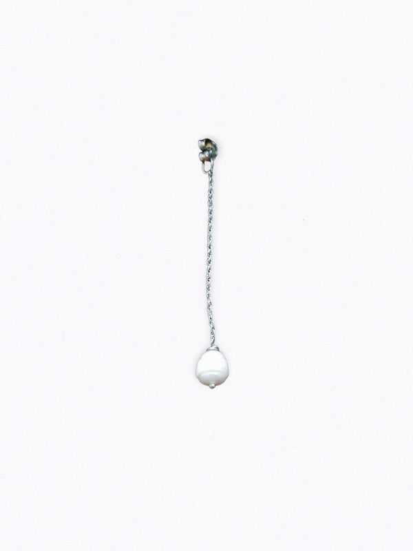 EVE EARRING SILVER CLOSURE-eios jewelry