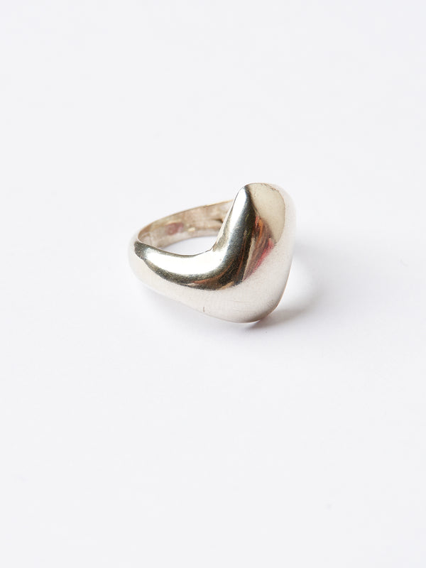 WAVE RING SILVER-eios jewelry