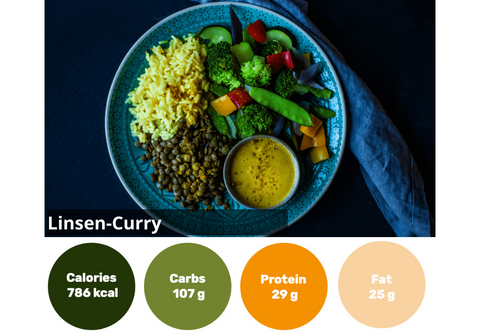 6er Curry Vegan-Box