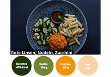 Laden Sie das Bild in den Galerie-Viewer, 6er Vegan-Box (Abo)