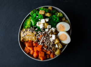 Veggie King Bowl
