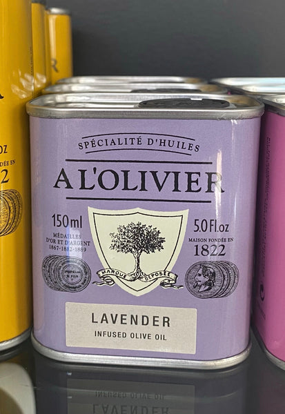 薰衣草橄欖油A L'Olivier Extra Virgin Olive Oil- Lavender 150ml