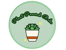 Load image into Gallery viewer, Plant Powered Babe Sticker