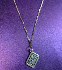 Lucky Tarot Necklace