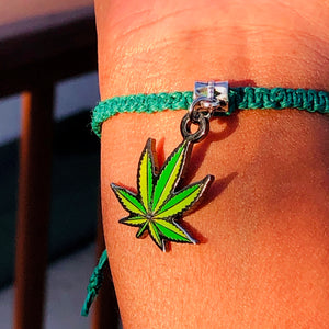 """Your Highness"" Hemp Bracelet *Limited Edition*"