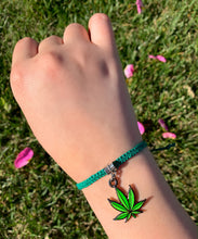 "Load image into Gallery viewer, ""Your Highness"" Hemp Bracelet *Limited Edition*"