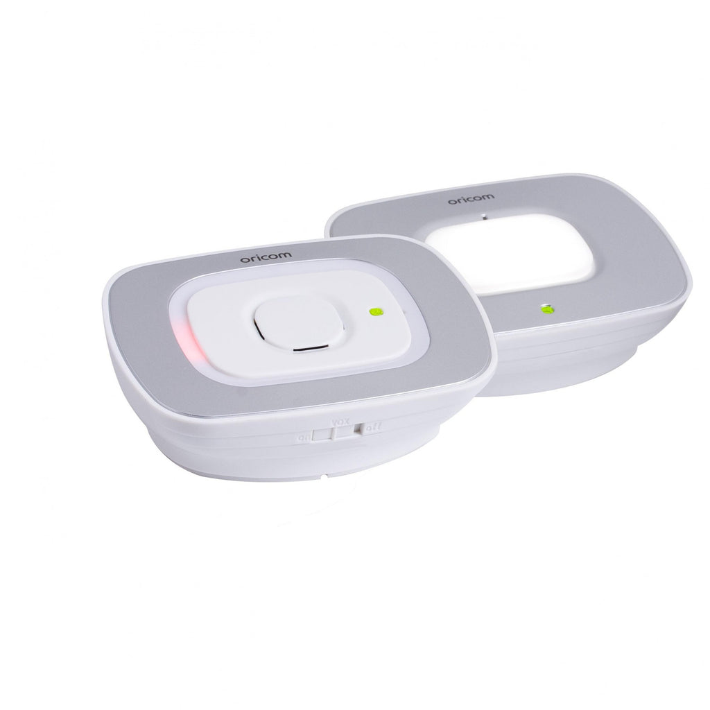 Babysense2 + Secure55 Baby Monitor Pack