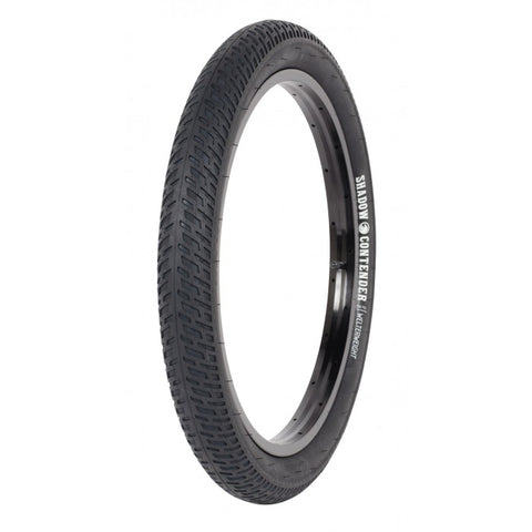 Shadow Contender Welterweight Tire (Black)