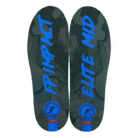 Footprint Kingfoam Elite Insoles Mid Classic