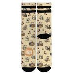 American Socks Maneki Neko - Mid High