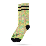 American Socks Tropical Vibe - Mid High