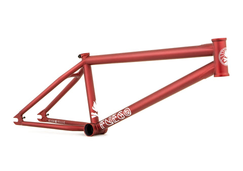 Fly Bikes Fuego 2 Frame (Metallic Red)