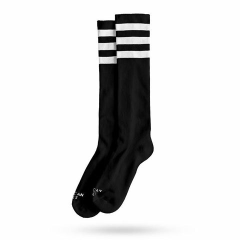American Socks Back In Black - Knee High