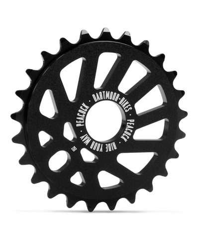 Dartmoor Peacock Sprocket (Black)