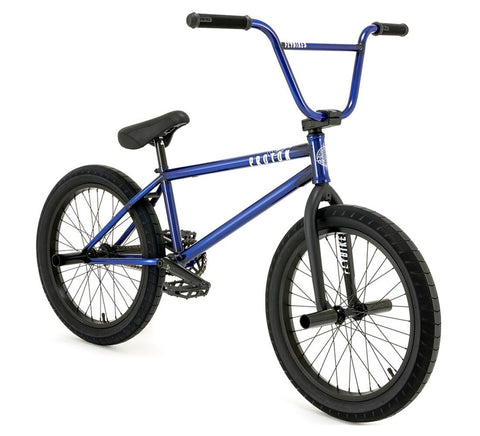 Fly Bikes Proton 2019 (Gloss Trans Blue)
