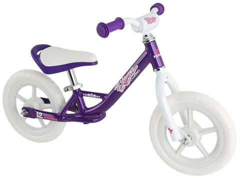 "Haro PreWheelz 12"" Balance Bike (Purple)"