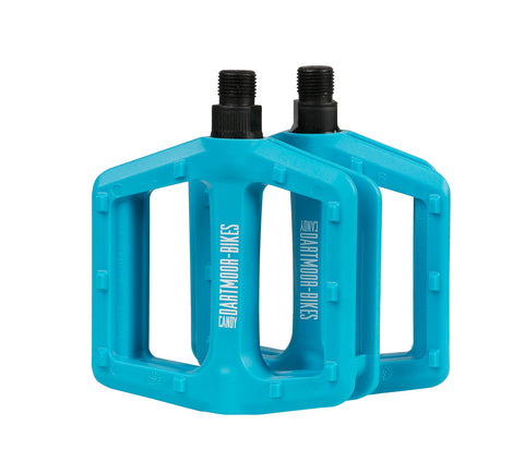 Dartmoor Candy Pedals (Blue)