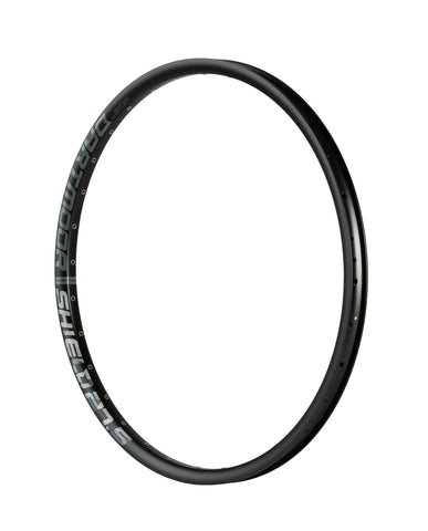 "Dartmoor Shield 27.5"" Rim (Matt Black)"