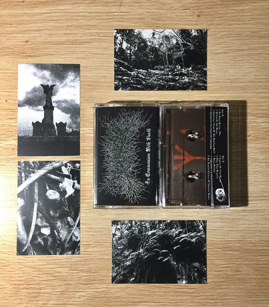 Burier - III - In Communion With Death (Self-press)