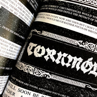 THE BLACK BOOK: ABHORRENT EXAMINATION INDEX #2