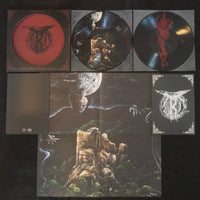 Krolok - Flying Above Ancient Ruins (Pic Disc)