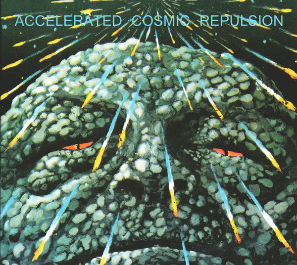 V/A Accelerated Cosmic Repulsion 4-way Digipak CD