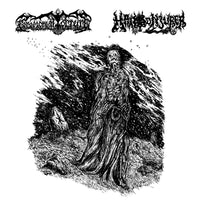 Ceremonial Torture / Hail Conjurer - 'Same' Split LP