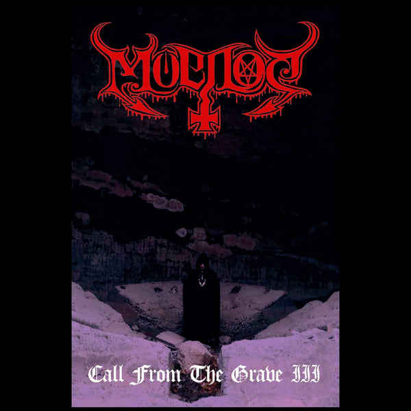 Moenos - Call From The Grave III