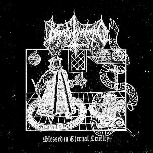 Demonomantic - Blessed in Eternal Cruelty