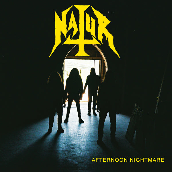 Natur - Afternoon Nightmare (Black Vinyl)