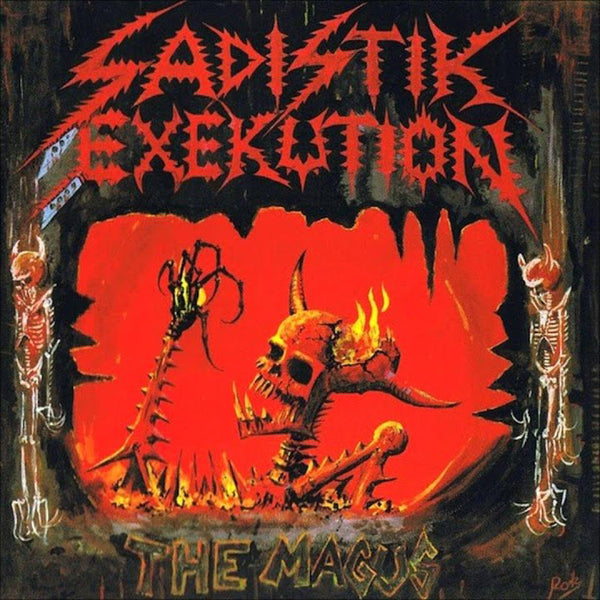 Sadistik Exekution - The Magus