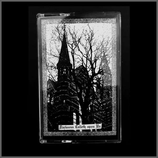 Nächtlich / Vrkolak - Darkness Calleth Upon Us (Pro Tape)