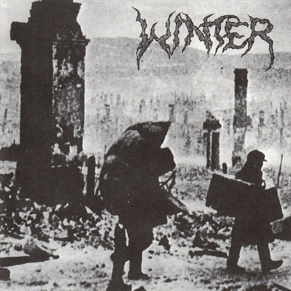 Winter - Into Darkness (2LP BOX SET, BLACK VINYL) PRE-ORDER
