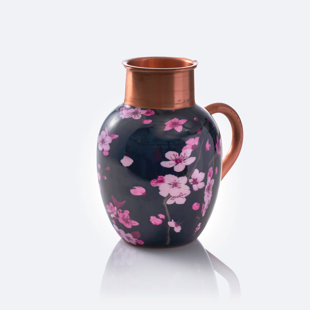 Sakura Design Copper Jug