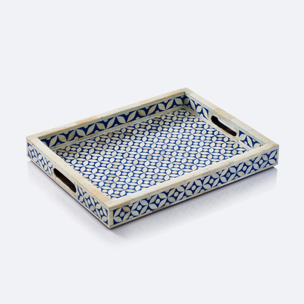 Geometric Pattern Tray
