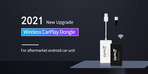 wireless dongle carplay for android auto