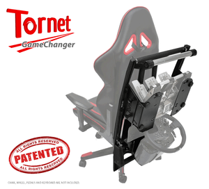 Tornet TGC-1 Foldable Cockpit Add On for Gaming/Office Chairs