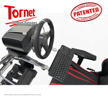 Load image into Gallery viewer, Tornet TGC-1 Foldable Cockpit Add On for Gaming/Office Chairs