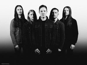 "Bleed From Within Release New Song And Video For ""Night Crossing"" Featuring Matt Heafy (Trivium)"