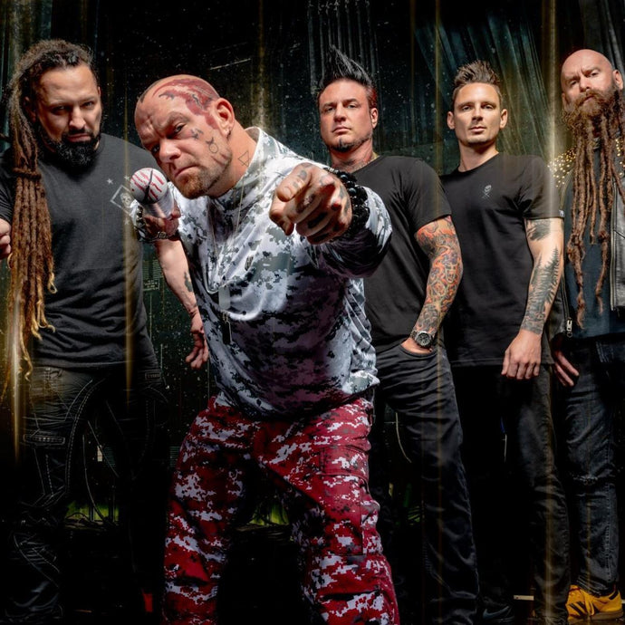"Five Finger Death Punch To Release 'A Decade Of Destruction, Vol. 2' With New Single ""Broken World"" On October 9"
