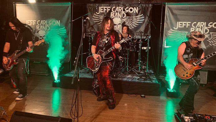 The Jeff Carlson Band Announce Upcoming Album