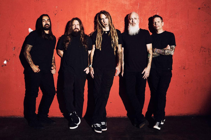"LAMB OF GOD Reveals Blistering Fourth Single, ""Routes,"" from Upcoming Album"