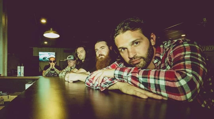 One Step From Falling Drops New Album 'Stuck on the Wayside'