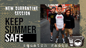 NEW INTERVIEW: KEEP SUMMER SAFE