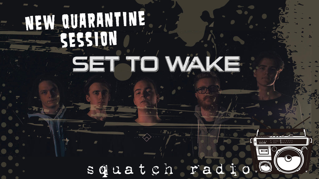 NEW INTERVIEW: SET TO WAKE