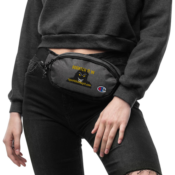 Squatch Champion fanny pack