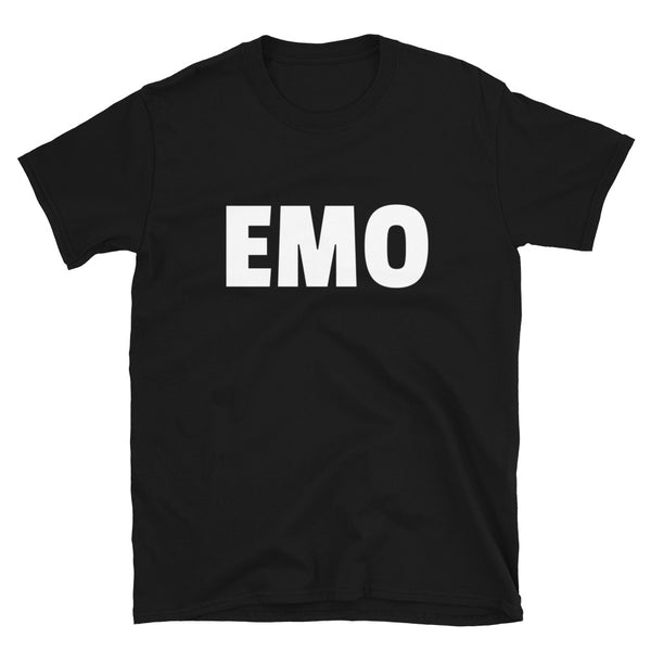 EMO Short-Sleeve Unisex T-Shirt