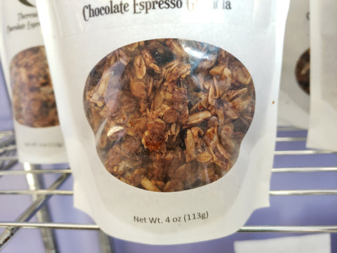 Theresa's Blend: Chocolate Espresso Granola