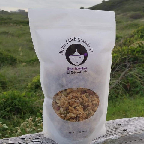 Ilene's Paleo Blend, Amazing Nuts and Seeds, Our Most Popular Product